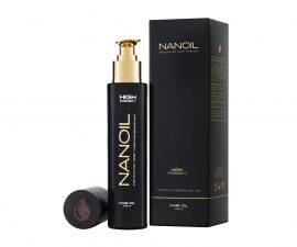 de beste haarolie Nanoil